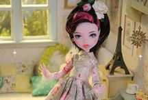 Monster High metamorfozy