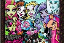 Monster High rysunki