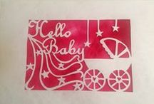 Our Paper Cut designs / Paper cuts designed and hand cut by Jenny