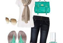 Denim shorts in all lengths & how to style them!