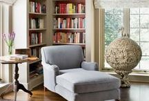 Reading room Decor
