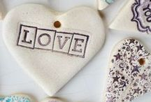 Love is not just for Valentine's / Love and heart inspiration for spreading love throughout the year!
