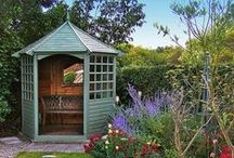Garden Inspiration / Garden design, decor and inspiration