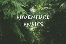 Get lost hiking ... / Hike far