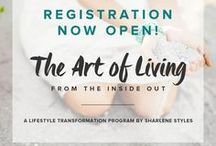 Online Health & LIfestyle Transformation Program / Overhaul your health and detox your life with my DIY health and wellness education courses