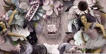 Designed by Gabriëlle / Digital Scrapbooking kits for Personal and Commercial Use.