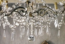 Showy Chandeliers / by Lisa Harp
