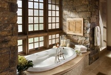 Bathrooms to Inspire / by Lisa Harp