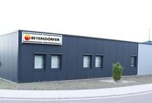 Das Unternehmen / Die Fa. Beyersdörfer ist ein Online Versandhandel mit angeschlossenem Ladenlokal für Koi und Gartenteichprodukte.