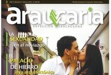 Araucaria 6º edición  / Aquí todo los artículos y entrevistas de la 6º edición.