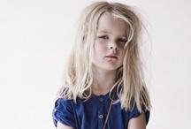 little girl.