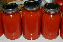 Canning and Freezing / by Southern Gals Cook