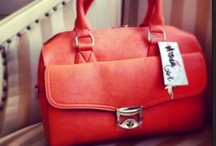 Bold Bags / A collection of Bright, Bold & Beautiful Bags