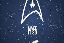 """To Boldly Go / """"Things are only impossible until they're not.""""   / by Caitlyn Warren"""