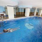 Centro de Relax en el Hotel Tres Anclas / Centro de Relax con sauna, jacuzzi, gimnasio, piscina climatizada... en el Hotel Tres Anclas en la Playa de Gandia.