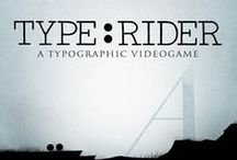 Type Rider / iOS & Android, Game
