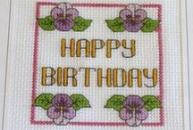 Cross Stitch and Other Bits / Kits,Cardsand Bits