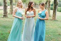 Bridesmaid Dresses / Bridesmaid Dresses that are gorgeous!