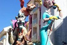 Fallas Gandia 2014 / La fiesta por excelencia en Gandia.