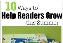 Summer Learning / Summer lesson plans, games and activities to keep kids learning over the summer!