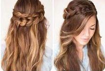 Hair.