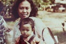 """the meaning of my life is she / """"ibuku itu perempuan dari sebuah mimpi, sebaris harapan, sebait doa dan segenggam kerinduan"""""""