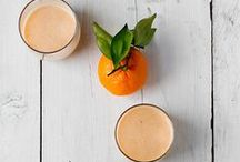 Juices and Smoothies / Healthy fruit & veg juices and smoothies