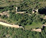 Castillo de Bayren de Gandia / El Castillo de Bayren en Gandia.