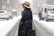Winter. / Fashion