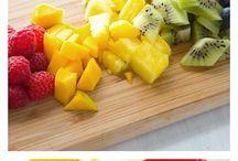 Efteling / Fruit en inspiratie