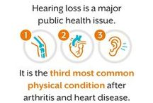 Hearing loss - A major health issue / Hearing loss is a major health issue, if left untreated could lead to various complications like Dementia, Alzheimer's and Parkinson's.
