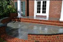 Work completed by The Greener Side / This board is dedicated to the people of Alexandria and the work they have had done by The Greener Side. Feel free to pin pictures of your lawns, patios, walkways and any other enhancements to your home that The Greener Side has helped you achieve.