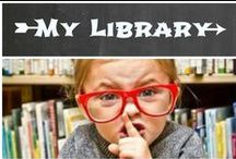 ~My library~ / Books I have read!  / by тяɒwɘтƨ γяяɘнƨ