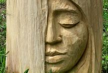 Wood carvings/Wood Art / Pin anything created with wood. Chainsaw cutting, tree carving, wood carved furniture, vases, art & architectural doors etc. No taking pins or spam