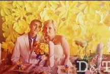 Paper backdrop / wedding Paper backdrop wedding wall flowers / by Darina Paper