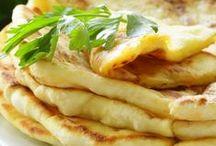 Recipes - Breads, Crêpes, & Sandwiches / by URBAN HIJAB