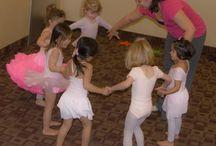 Dance & Movement Ed / by Rebecca Truong
