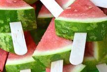 Partijtje / Trakteren en snacks voor feestjes (voornamelijk gezond, semi gezond of gewoon heel leuk)