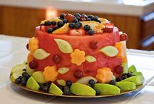 Fruit Cakes / by Ky Rose
