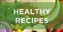 Healthy Recipes / A healthy lunch or dinner is just as important as a healthy breakfast. Take a look at some of the vegan, gluten free and delicious recipes we enjoy.