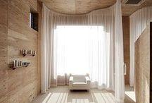 Cortinas curvas / Fotografías de cortinas curvas para inspirarse Curtains