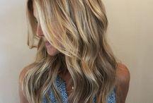 Hairstyles / by Lauren McCarthy