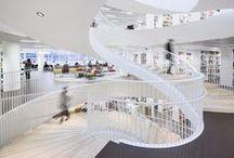 Interiores | Bibliotecas