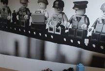 Kinderkamers / Ideeën voor de kamers van de jongens (3 en 5) in het oude magazijn waar we gaan wonen