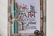 letters, doodles inspiratie / letters doodles