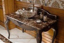 ARCARI - чувственный шедевр / Мебель для ванной из Италии - классика великолепного стиля роскоши в вашем доме. Глядя на восхитительную мебель для ванных комнат  из коллекции Arcari, понимаешь, что эту классику Италия создала для бесконечного наслаждения жизнью