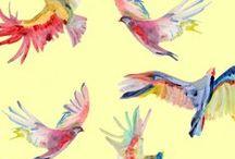 """Voutsa - авторские обои из США / Компанию Voutsa основал в Нью-Йорке в 2014 году дизайнер и художник George Venson. Бренд Voutsa позиционирует себя как «Wallpaper for the living» - «Обои для жизни», хотя уже первая коллекция обоев """"Flora, Fauna and the Inbetween"""" (Флора, фауна и всё, что между ними), с которой Voutsa вышла на интерьерный рынок, была далека от обыденности."""