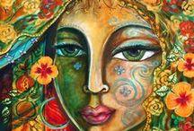 Shiloh Sophia McCloud - art