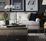 Hickory White: Новинки дизайнерской мебели от Lillian August / Характерная черта интерьеров от дизайнера Lillian August - смешение эпох и стилей для создания обстановки, отвечающей запросам сегодняшней моды и сочетающей элегантность с гламуром
