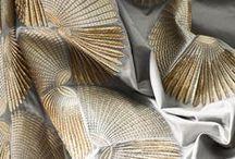 Jane Churchill: коллекция Atmosphere IV / Новый, четвертый опус серии декоративных тканей Atmosphere продолжает линию эффектных тканей современного дизайна, способных создать в интерьере атмосферу роскошной новизны и элегантности